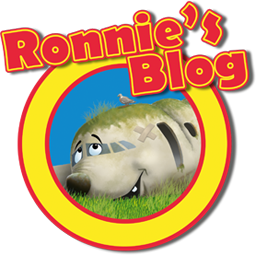 Ronnie's Blog Logo